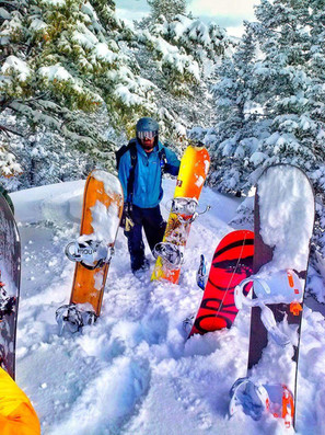 Powder Touring PM