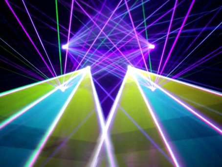 Laser shows being added in 2020
