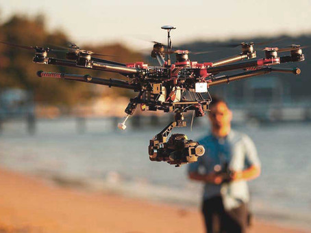 Aerial Drone Use in Disaster Recovery Course