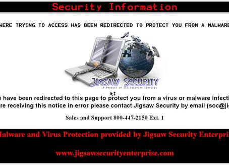 Jigsaw Security's Malware Disruption Technology Modules