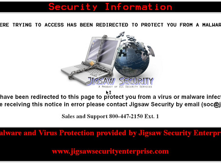 Jigsaw Security's Malware Disruption Technology Modules