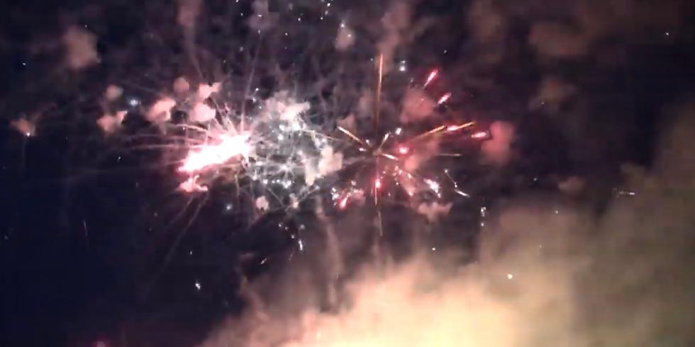 Moyock Fireworks at Eagle Creek