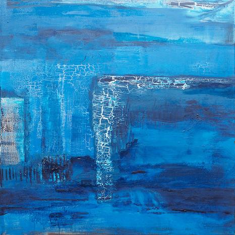 Water Blue