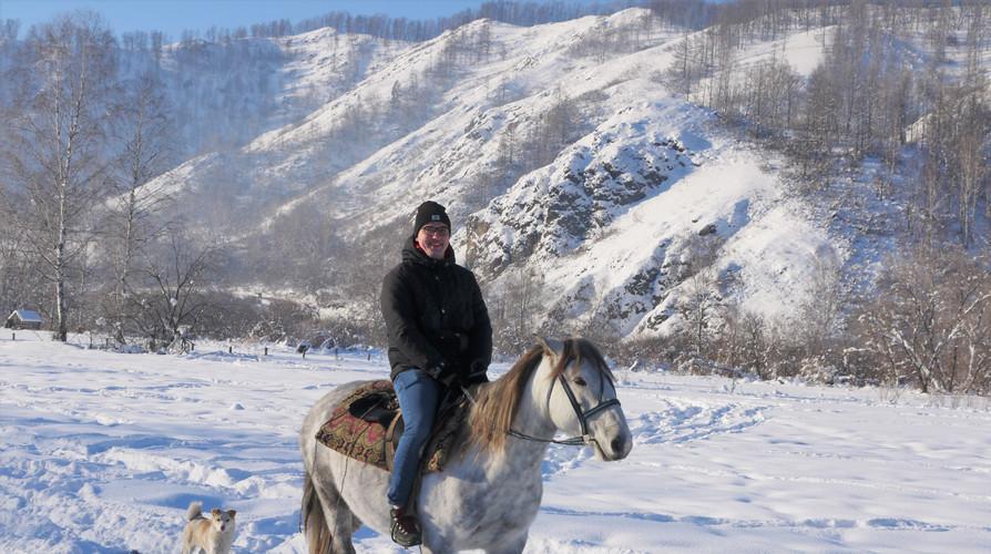 Конные туры по Алтаю 2021