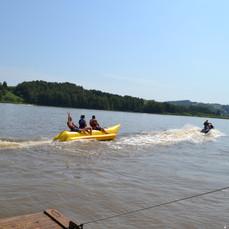 Развлечения Озеро Киреево