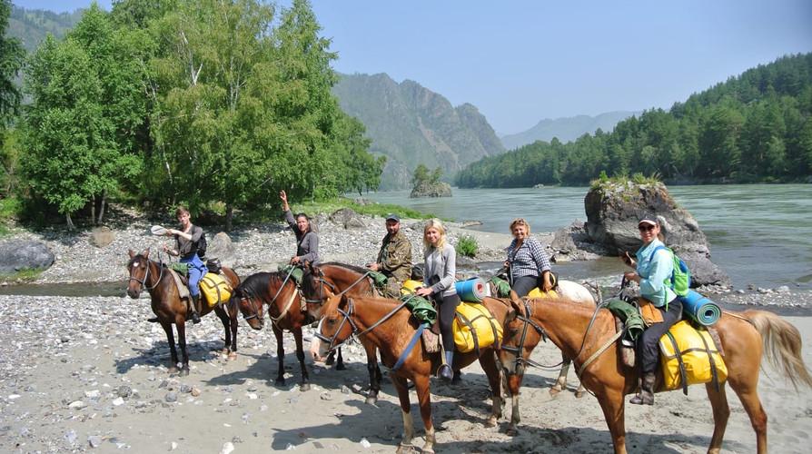 Конные туры по Алтаю Июнь 2021