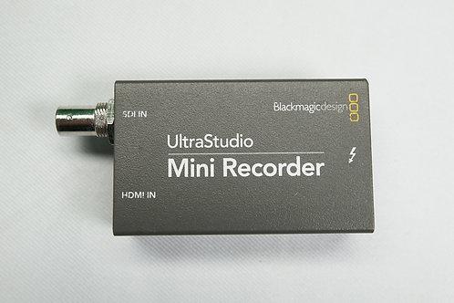 Blackmagic Design UltraStudio Mini Recorder