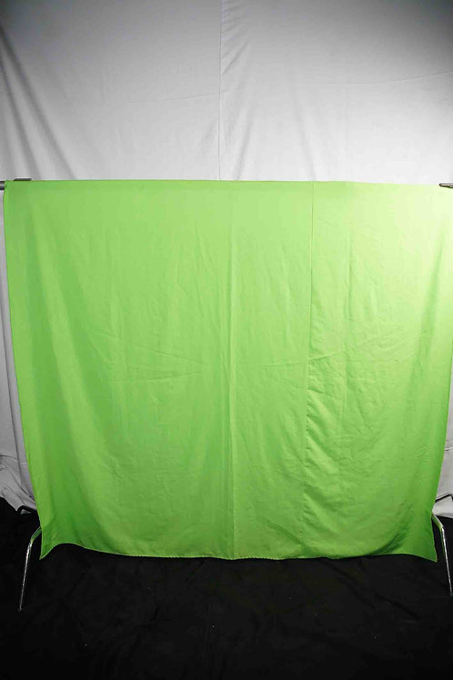 12x12 Chroma Cloth/Green Cloth w/ Frame