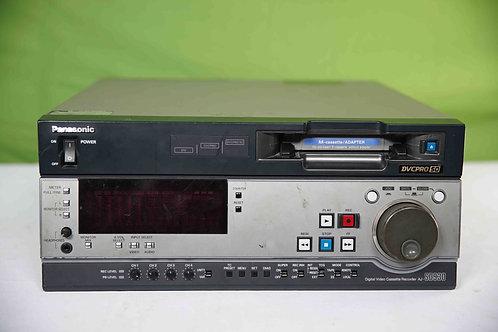 Panasonic AJ-SD930B DVCPRO 50/25 EDITING VTR