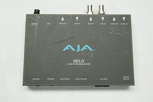 AJA HELO H.264 Recorder