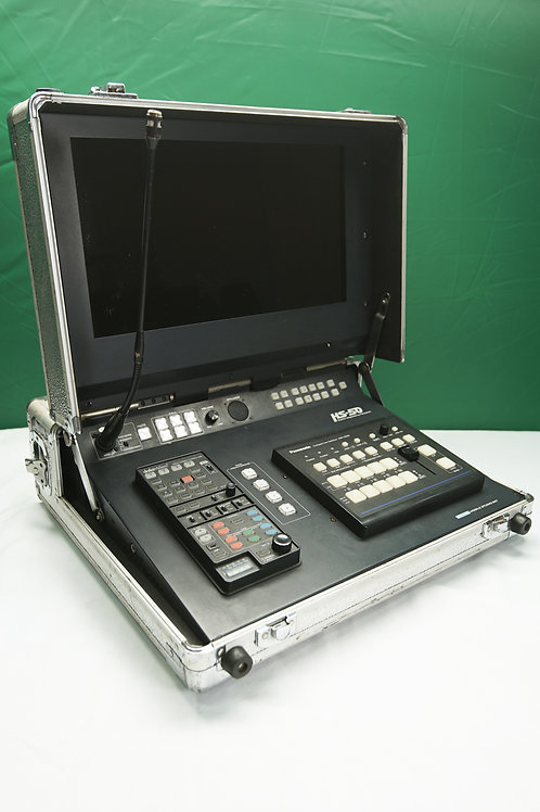 Panasonic HS-50 Compact Mobile Video Production System