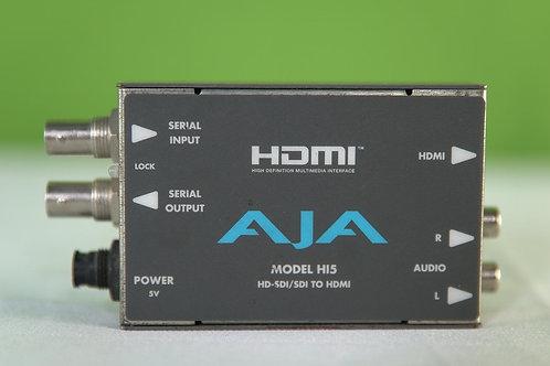 Aja HD-SDI/SDI to HDMI Converter