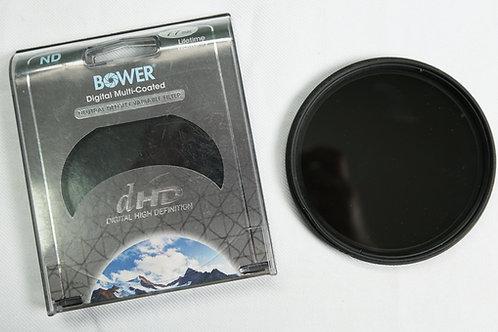 Bower 82mm Variable Neutral Density Filter