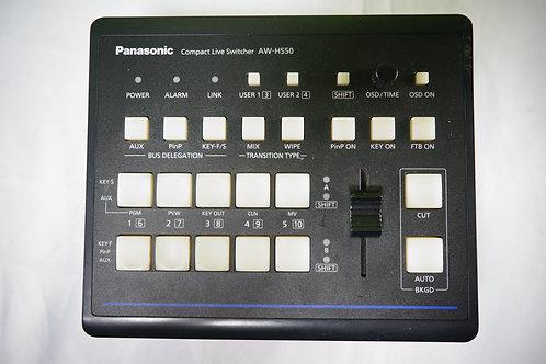 Panasonic SDI Compact Switcher AW-HS50N