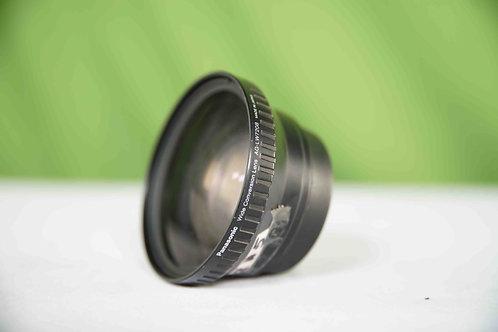 Panasonic 0.8x Wide Angle Converter Lens for the Panasonic AG-DVX100 & AG-DVC80
