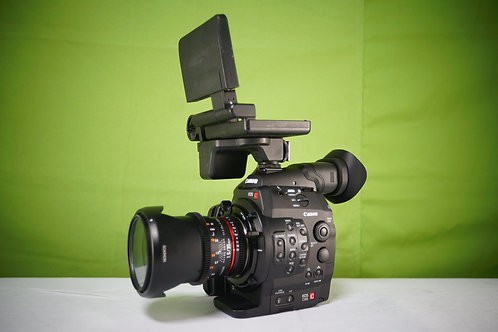 Canon EOS C500 - Digital Cinema Camera Body