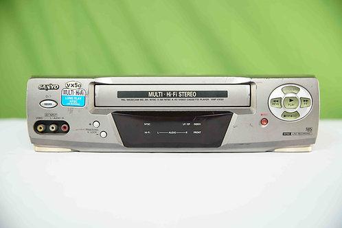 JVC SVHS Player/Recorder HRS 4600