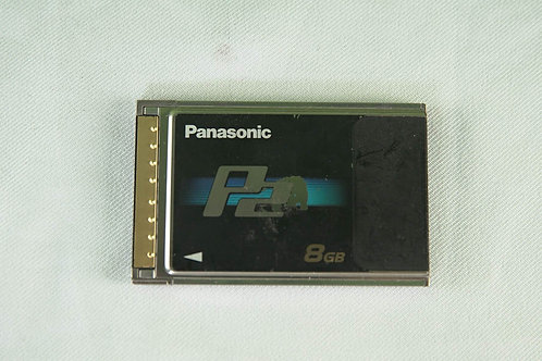 Panasonic AJ-P2COO8HG 8GB P2 High Performance Card