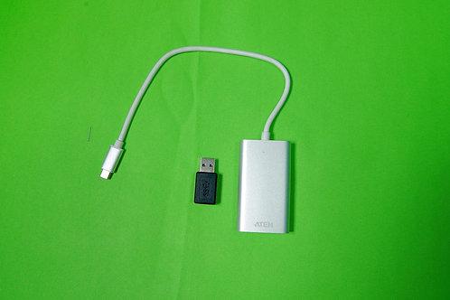 ATEN CAMLIVE HDMI to USB Type-C UVC Video Capture Adapter