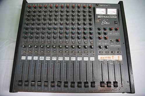 12 Channel Audio Mixer