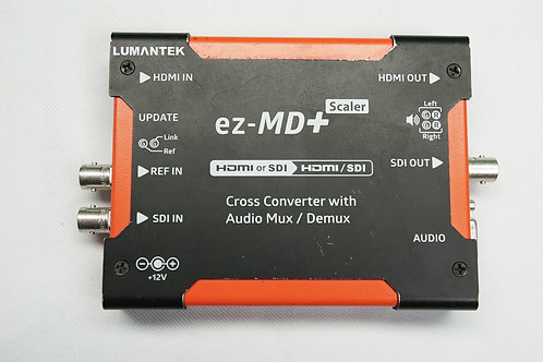 Lumantek HDMI/SDI Cross Converter with Audio Mux/Demux and Scaler