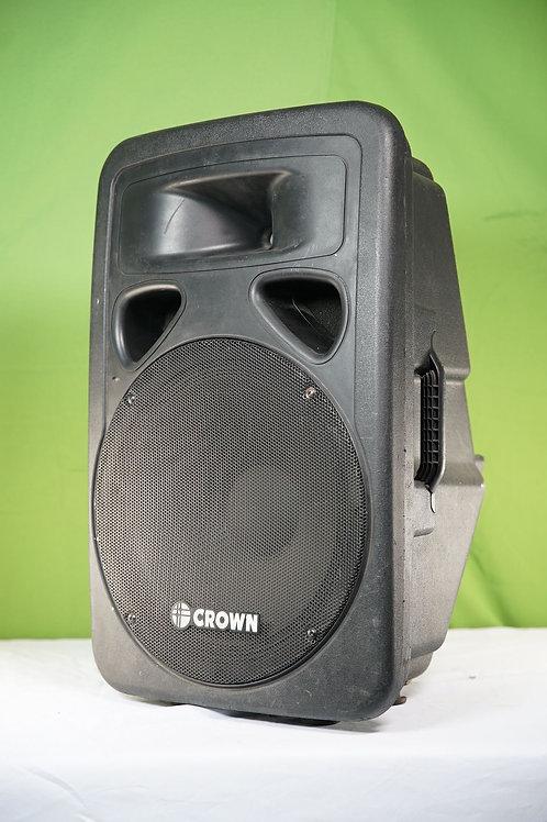 B3 or Phonic Powered Speaker/Crown Speaker