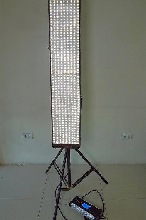 LED FLEX LIGHT  1'x 4' 3000K-5600K BI-COLOR 100W