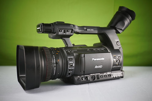 Panasonic HPX 250 P2 Camera (camera only, no tripod)