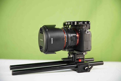 Camtree Hunt Baseplate Cage w/ Top Handle - Sony A7 S2
