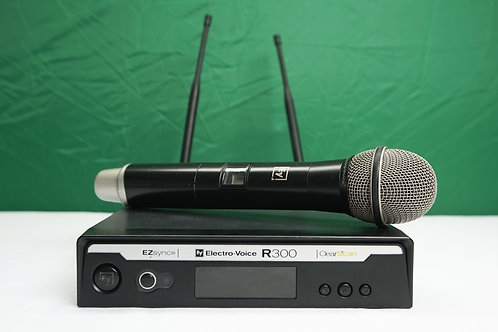 Electro-Voice R300-HD Wireless Handheld Microphone System (C: 516 to 532 MHz)