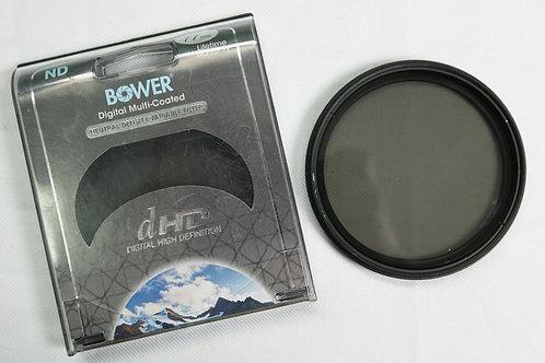 Bower 77mm Variable Neutral Density Filter
