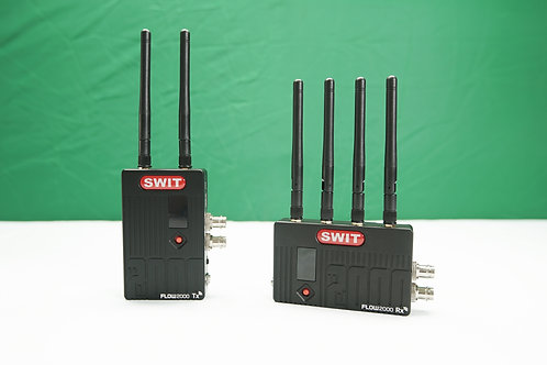 SWIT 2000' HDMI Wireless Video Transmission System With Embeded Audio