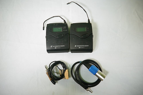 Sennheiser Wireless Lapel