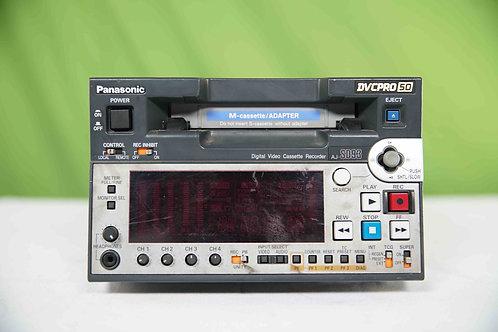 Panasonic AJ-SD93 Half-Rack DVCPRO 50/25 Digital VTR