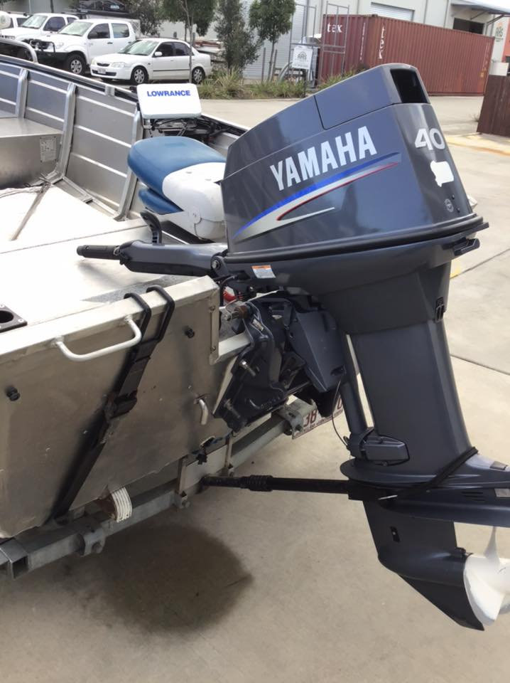 Outboard Service