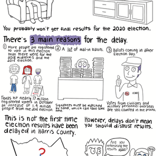 COMIC: Here's Why You Probably Won't See Final Results on Election Night
