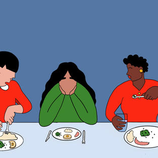 For Those With Eating Disorders, Holidays In A Pandemic Can Create Extra Anxiety