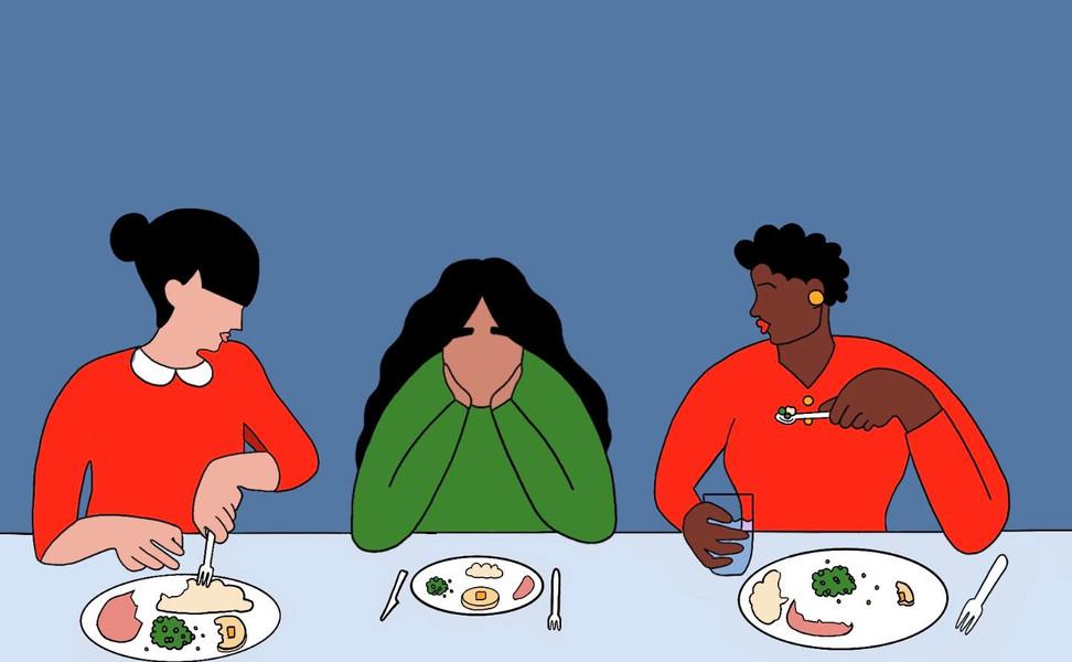 Eating Disorders at the Holidays