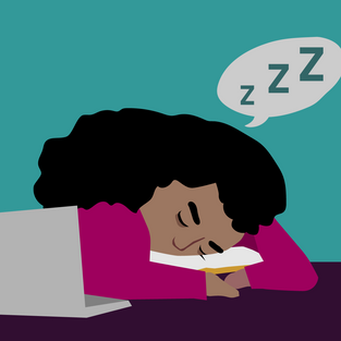Students battle burnout during remote learning