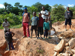 Artisanal mining