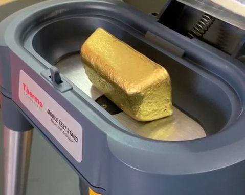 Responsible Gold Testing