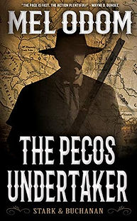 Mel Odom The Pecos Undertaker.jpg