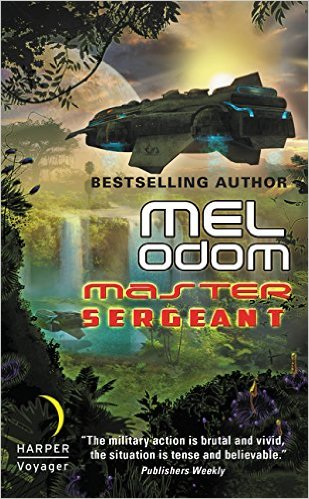 Mel Odom Master Sergeant