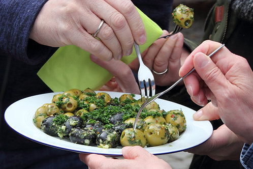 Gutschein für eine Kulinarische Führung (Durlach, Ettlingen oder Gutenbergmarkt)