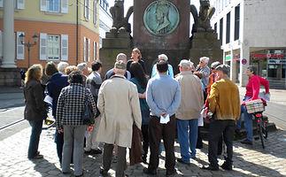 Führung Karlsruhe