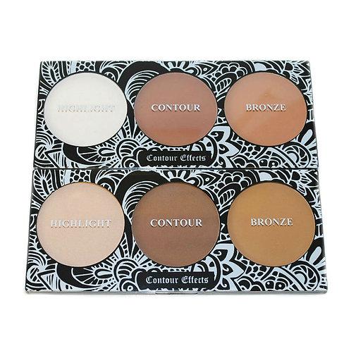 Premium Contour Makeup Effect Palette Makeup Set