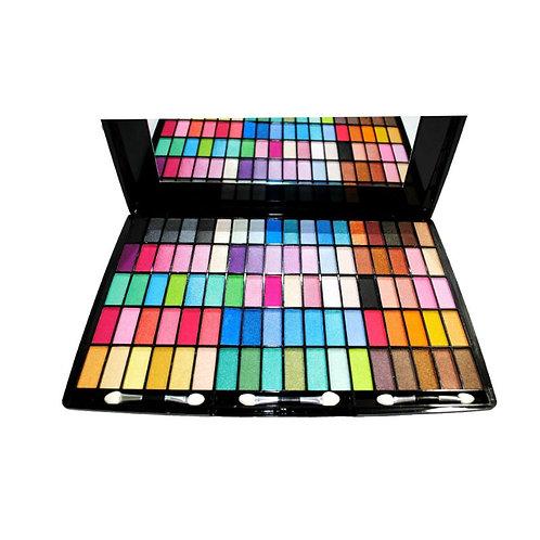 Neon & Matte 90 Color Eyeshadow Makeup Palette kit