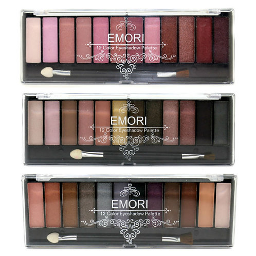 Smoky Natural Ultra (SUN) Eyeshadow Makeup Set