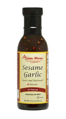 Sesame Garlic Sauce