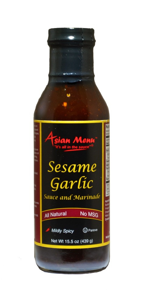 Asian garlic sauce interesting phrase